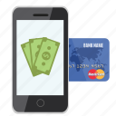 card, credit, mobile payment, online, pay, payment, store