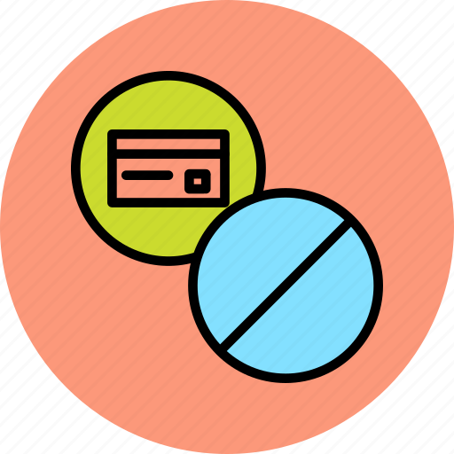 ban, banking, block, credit card, debit card, restrict, usage icon