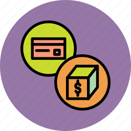 banking, card, credit, deal, debit, offer, product icon