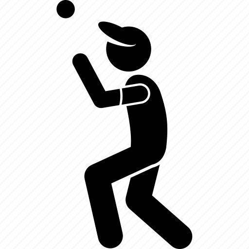 cricket, game, player, playing icon