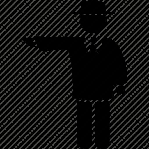 cricket, hand, no ball, referee, signal, umpire icon