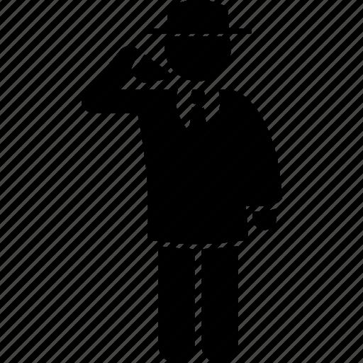 cricket, hand, referee, short run, signal, umpire icon