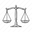 court, criminal, cup, justice, law, scales