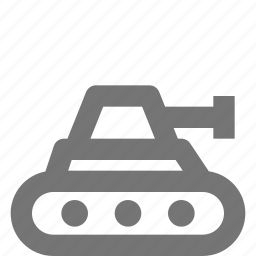 army, military, tank, transport, travel, vehicle, war icon