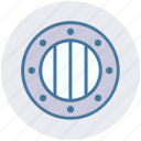 correctional facility, jail, jail cell, lock up, prison cell icon
