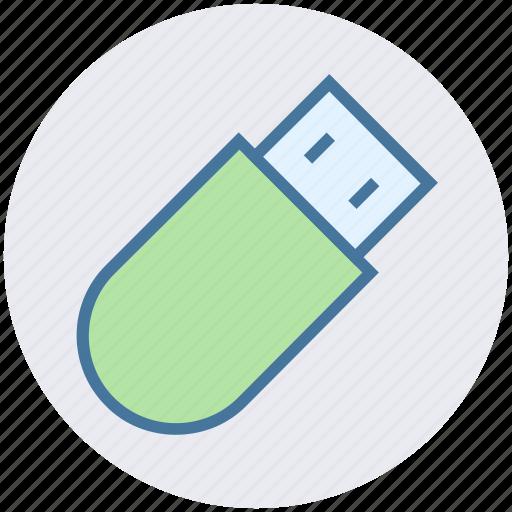 data secure, device, flash, pen drive, usb icon