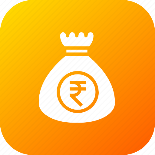 bag, crime, money, potli, theft icon