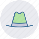 crime, detective, hacker, hat, security icon