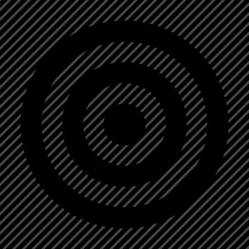 Board, bullseye, dartboard, goal, target icon - Download on Iconfinder