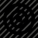 board, bullseye, dartboard, goal, target icon
