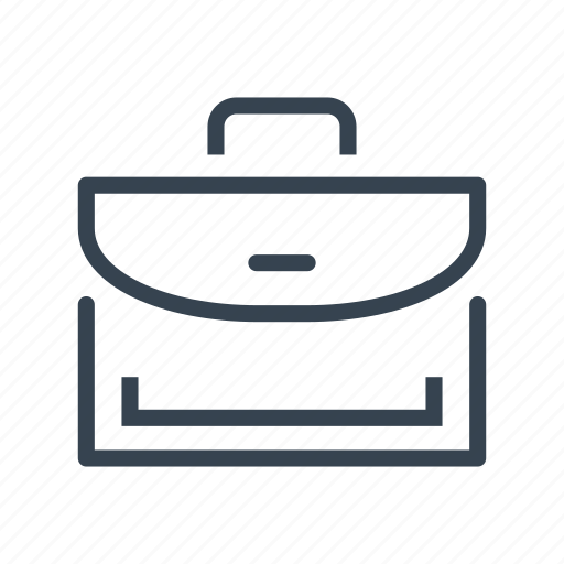 briefcase, case icon