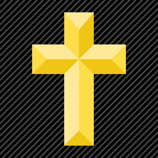 catholic, christ, christian, cross, protestant, sign, symbol, symbology icon
