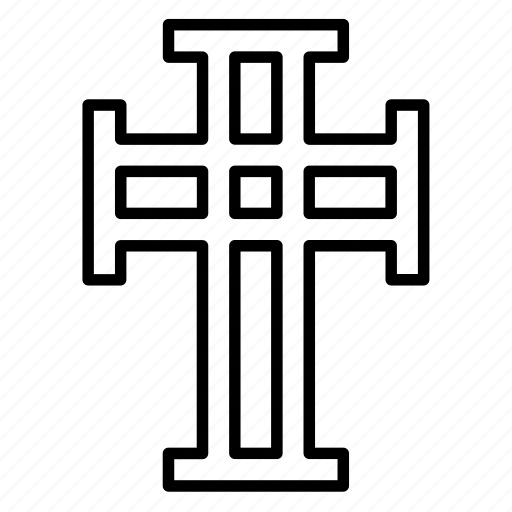 Abstract, christian cross, christianity, cross, orthodox, religion, religious icon - Download on Iconfinder