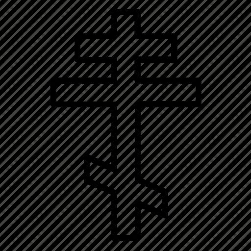 Catholic, christian, christianity, cross, orthodox, religion, religious icon - Download on Iconfinder