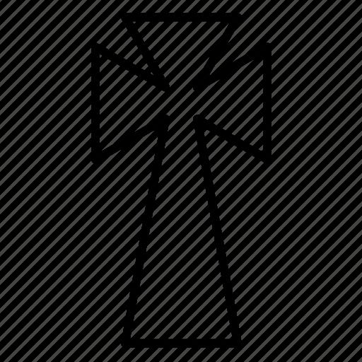 Catholic, christian, christian cross, christianity, cross, orthodox, religion icon - Download on Iconfinder