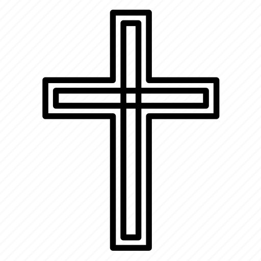 Abstract, christian cross, christianity, cross, religion, religious icon - Download on Iconfinder