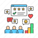 customer, feedback, rating, satisfaction, service