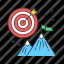 achievement, business, goal, success, target