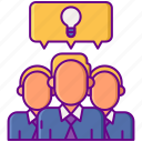 collaboration, group, people, teamwork