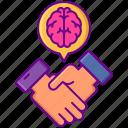 brain, deal, handshake, pipr