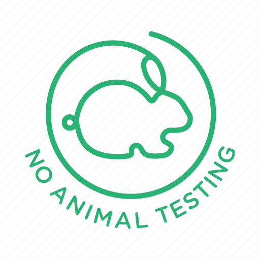 'Cruelty free, no animal testing, not tested on animals, rabbit' by el-lince