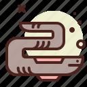 animal, aquatic, arthropods, fish, ocean, sea, snake icon