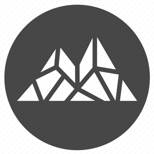 coin, crypto, cryptocurrency, digital, mith, mithril, trading icon
