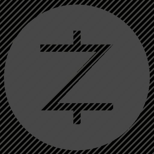 coin, crypto, cryptocurrency, xzc, zcash, zcoin, zec icon