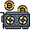 bitcoin, card, coin, cryptocurrency, digital, graphic