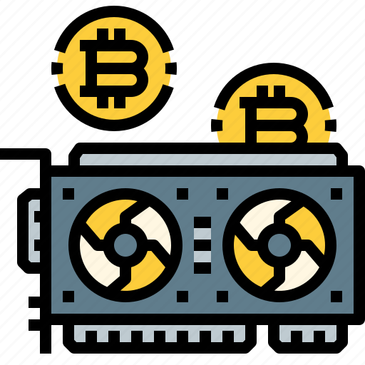 Bitcoin, card, coin, cryptocurrency, digital, graphic icon - Download on Iconfinder