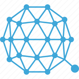 bitcoin, blockchain, coin, crypto, cryptocurrency, qtum icon