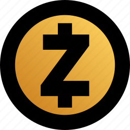 bitcoin, blockchain, coin, crypto, cryptocurrency, zcash icon