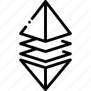 alliance, eea, enterprise, ethereum, organization icon