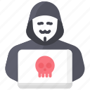 anonymous, hacker, person, security, virus