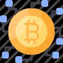 bitcoin, block, blockchain, crypto, network
