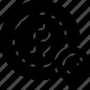 account, address, bitcoin, crypto, location, wallet icon