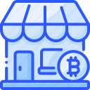 bitcoin, blockchain, cryptocurrency, shop, store