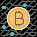 bitcoin, btc, cryptocurrency, digital, money