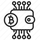 bitcoin, crypto, cryptocurrency, ethereum, finance, mining, money icon