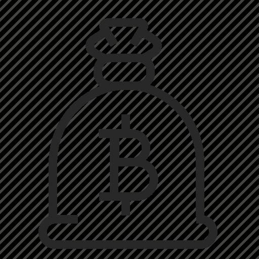 bitcoin, crypto, cryptocurrency, ethereum, finance, mining, money icon