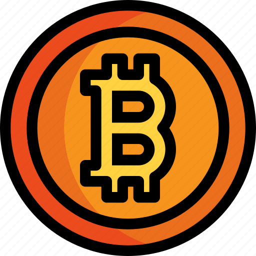 bitcoin, business, coin, cryptocurrency, digital, money icon