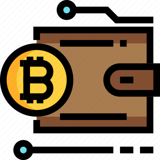 business, cryptocurrency, digital, money, wallet icon