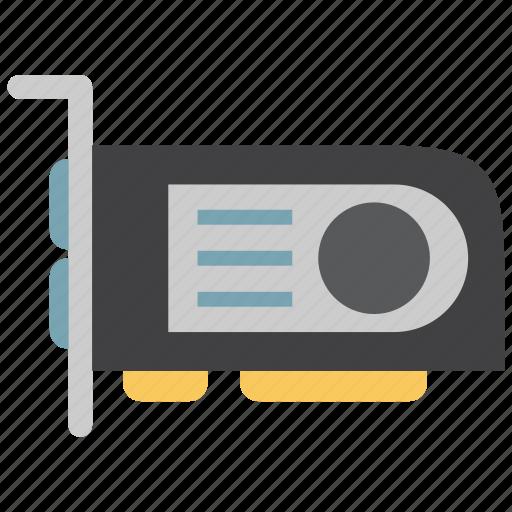 card, vga, video icon