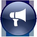 advertisement, announcement, blog, megaphone, notifications, promote