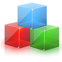 cubes, module, modules icon