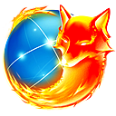 browser, fire, firefox, fox, mozilla icon