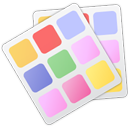 color, color scheme, renk icon