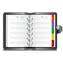 addressbook, android, contacts icon
