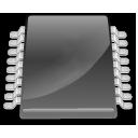 memory, microchip, processor, ram
