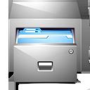 documents, drawer, folders